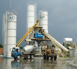 Batching-Plant Alapan Imus, Cavite